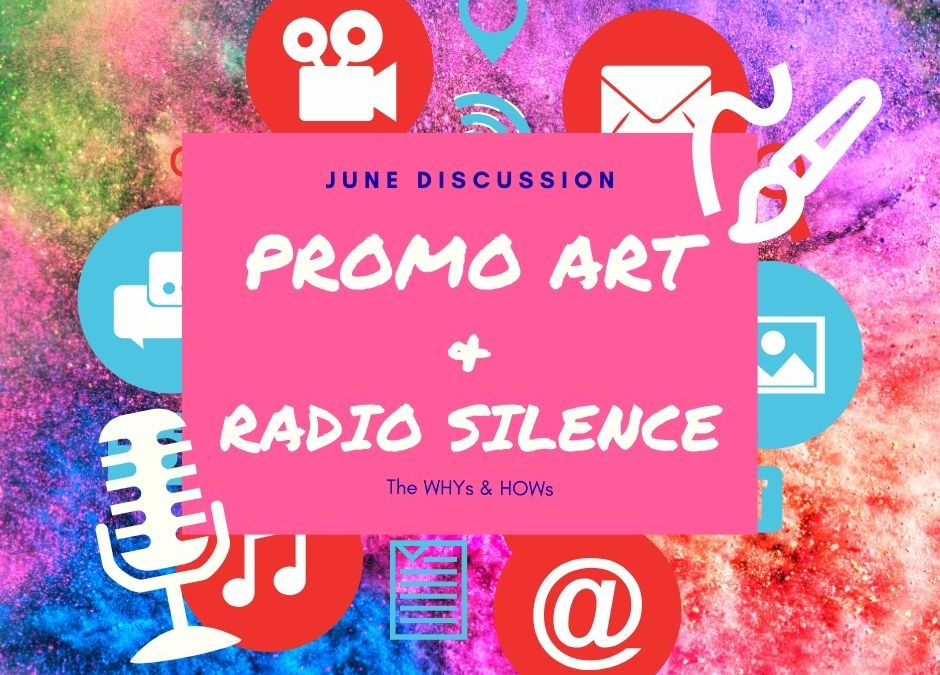 Intro to Promo Art and Radio Silence